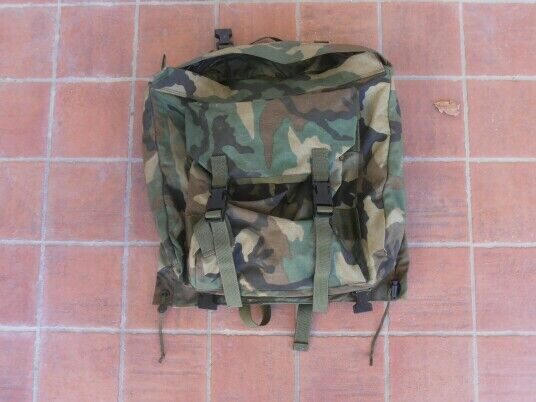 Us army woodland camo patrol backpack