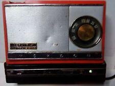 Radio a transistor Voxson Zephyr 4 anni '60 con trasformatore