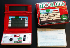 "Casio "" Mogland "" game watch CG-60 1983"