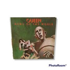 Queen news of the world
