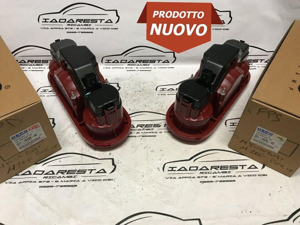 Fanale Posteriore Hyundai H100 2006 924024F000 924014F000 2