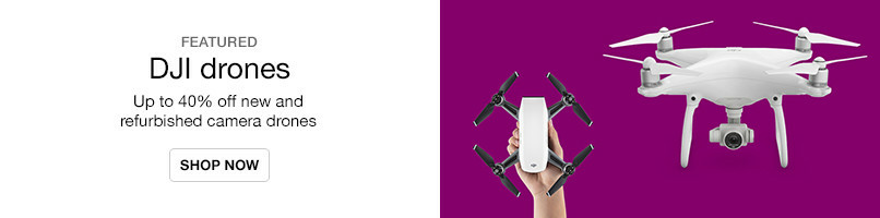 Save up to 40% on DJI