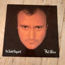No jacket required - phil collins