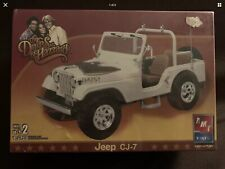 Jeep Dixie Daisy Duke Hazzard CJ-7