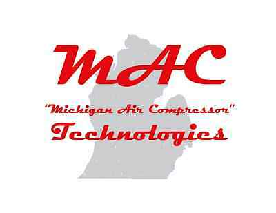 Michigan Air Compressor Tech