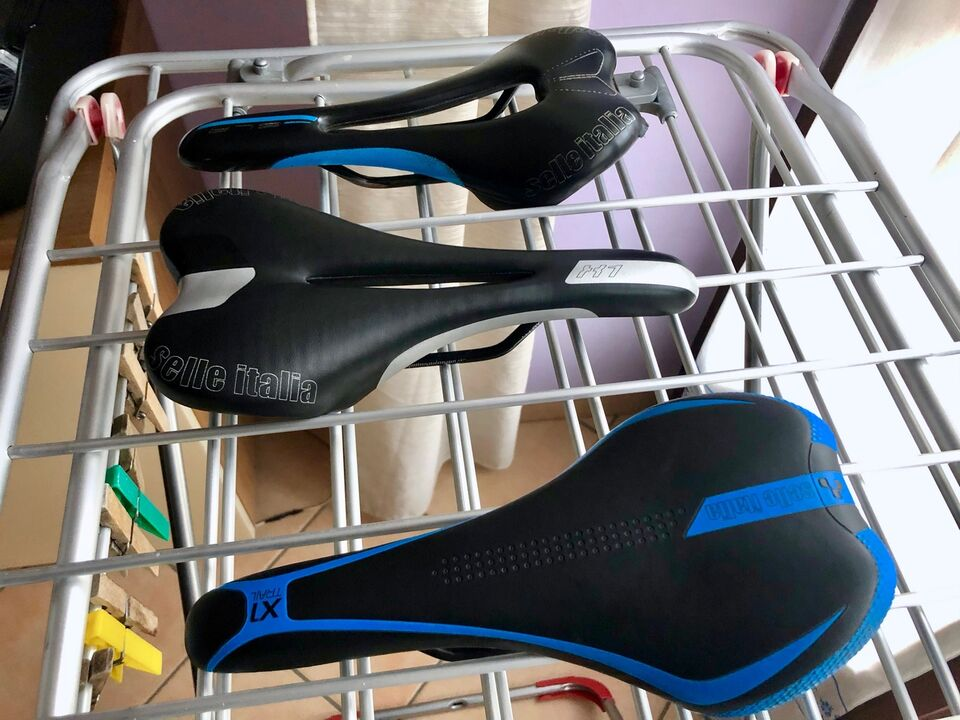 Selle varie mtb bcd nuove usate