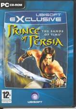 Gioco videogame PRINCE of Persia - THE SANDS OF TIME Game