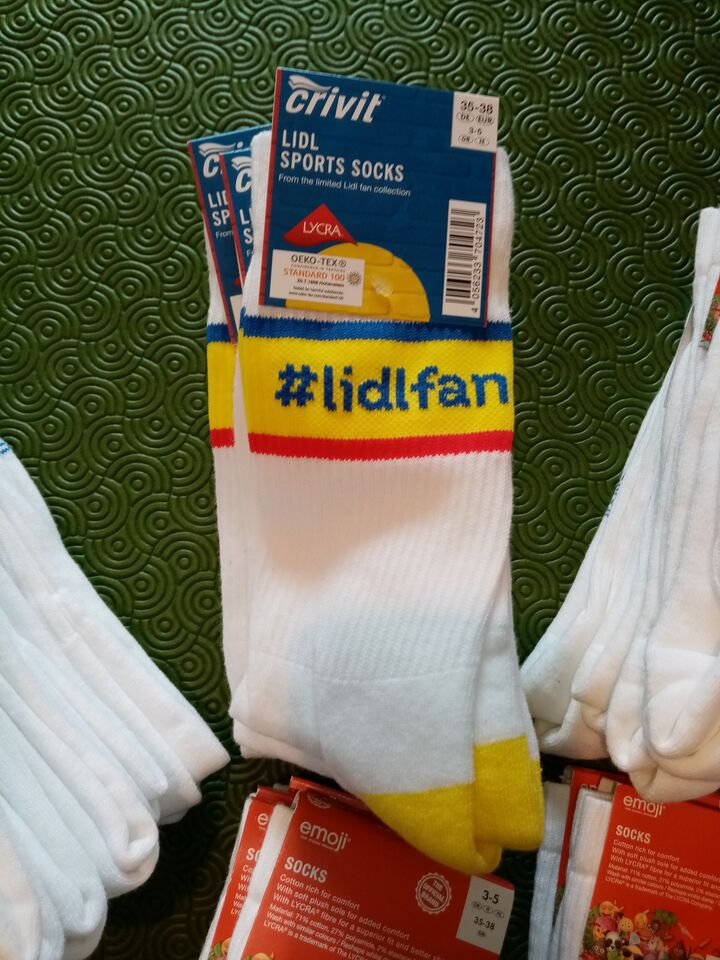 Calze lidl - lidlfan - limited edition 2