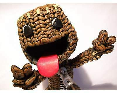 Scultura Sackboy ispirata da Little Big Planet 2 limitata 5