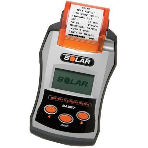 12 Volt Battery Tester : Top volt battery testers ebay