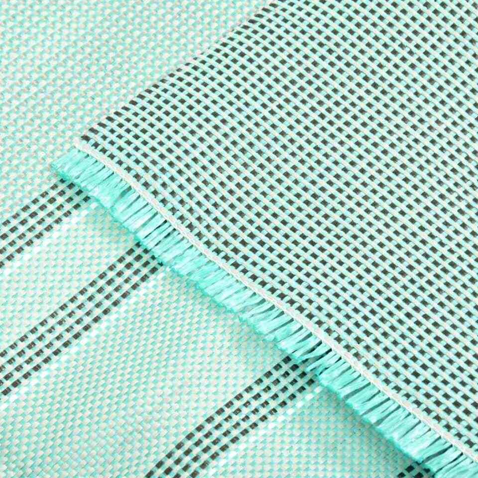 Tappeto da Tenda 550x250 cm Verde 2