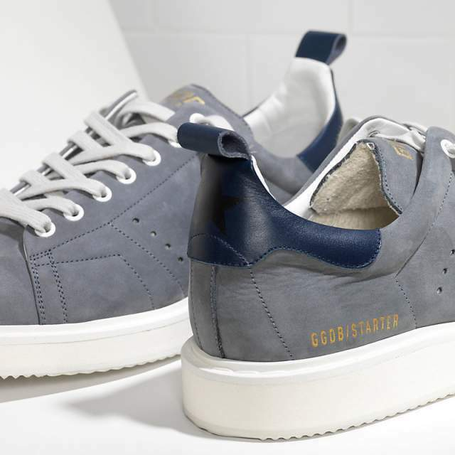 Golden goose starter grey