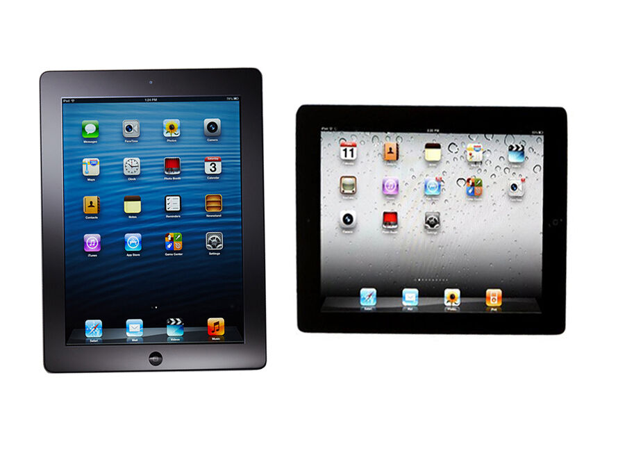 iPad 2 vs. The New iPad