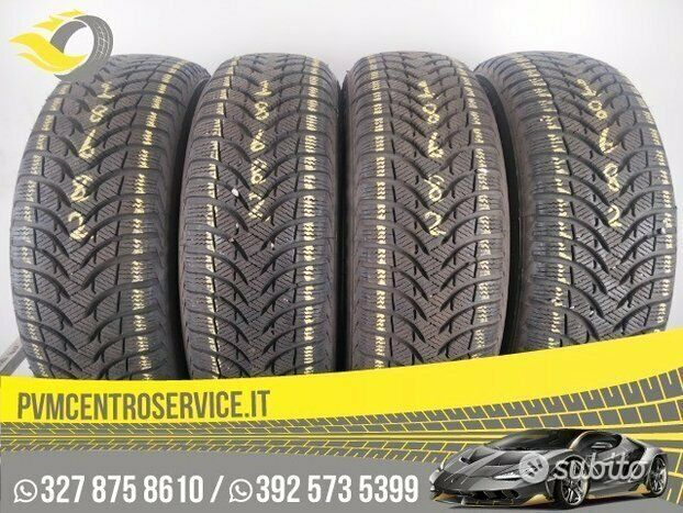 Gomme usate 185 65 15 Michelin 18682
