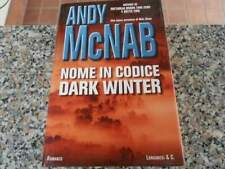 Nome in Codice Dark Winter - Andy Mc Nab