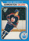 Reprint Wayne Gretzky Single Hockey Trading Cards