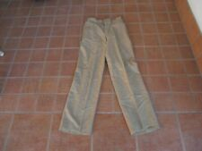Us army trouser men's wool tropical khaky m1 (4)