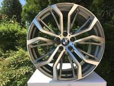 Cerchi bmw x5 - x6 mod. 375 made in germany 20 - 21 - 22