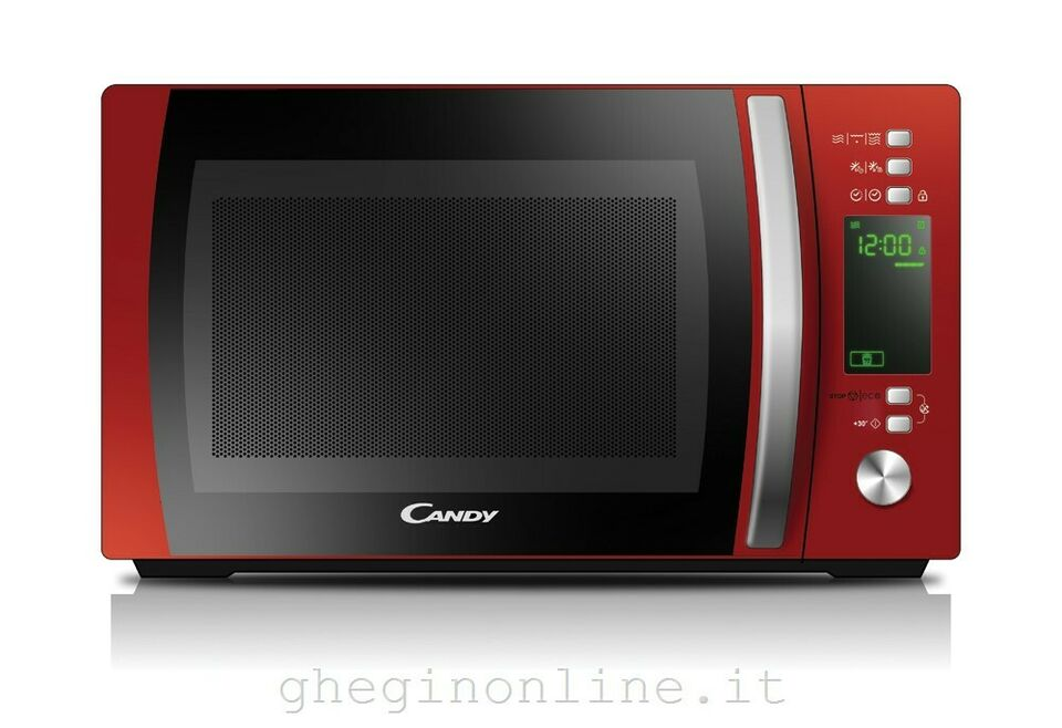 Candy COOKinApp CMXG20DR, Superficie piana, Microonde con grill, 20 L,