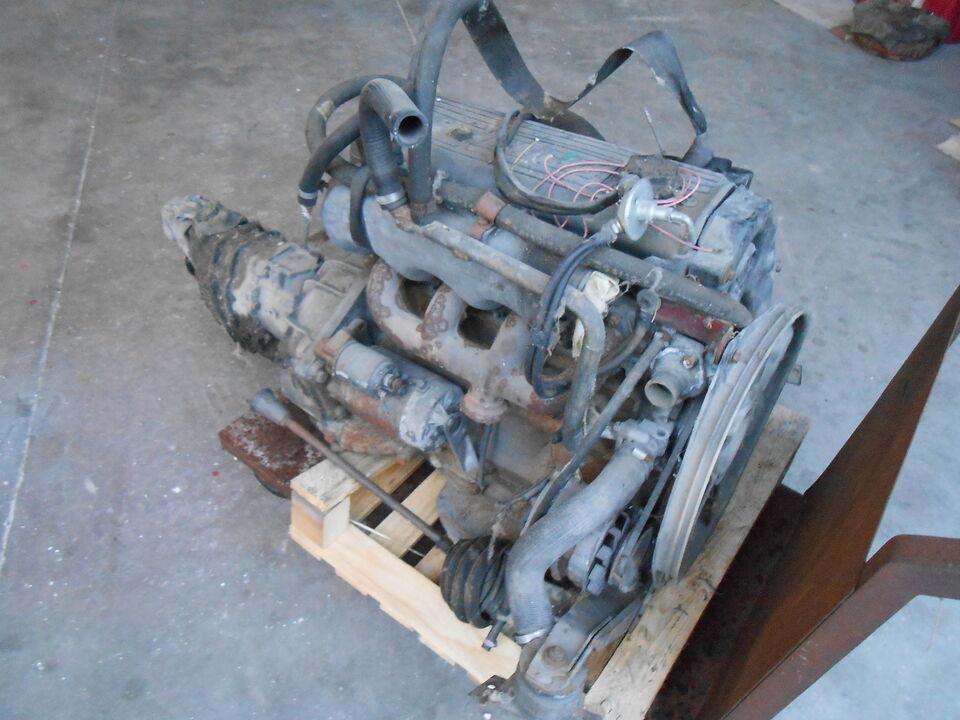 Motore+Cabio Daily 35.8 con173.000km Sofim 8144.61 4