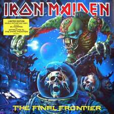 Iron Maiden The Final Frontier Limited Edition