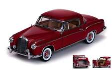 SunStar SS3563 MERCEDES 220 SE COUPE 1958 RED 1:18