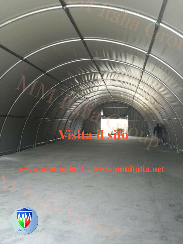 Agritunnel, Tunnel Agricolo,9,15 x 20 Offerta 2020