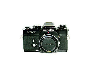 minolta xe 7: film cameras | ebay