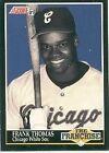 Score Frank Thomas Baseball Cards