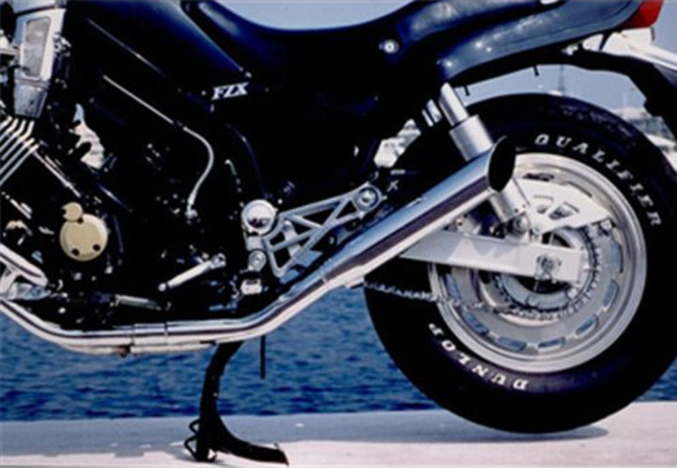 Y/CP13/BC Marving Yamaha Fzx 750 Phaser 1987-
