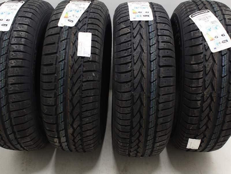 Kit di 4 gomme nuove 245/70/16 General