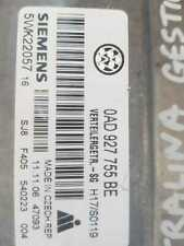 Centralina Gestione Cambio Vw Touareg 7L 0AD927755BE