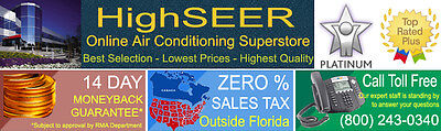 HighSEER Airconditioning Superstore
