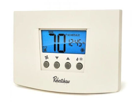 Robertshaw Thermostat 9500 Battery Replacement Related