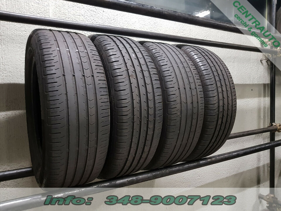 Gomme 225-60-17 99V Continental Estive Usate