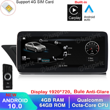 ANDROID 10 GPS USB navigatore Audi A4 A5 S5 RS5 8K B8 8T 4L