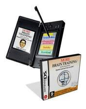 NIntendo DS Lite nero con gioco More Brain Training