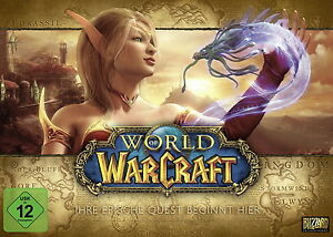 World Of WarCraft (PC, 2013, DVD-Box)