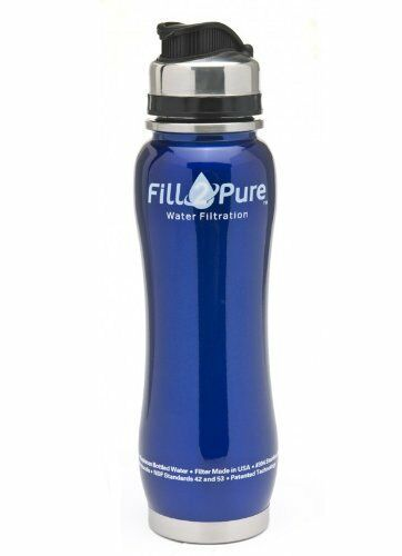 How to Buy a Filtered Water Bottle
