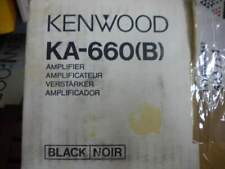 Amplificatore Kenwood KA 660