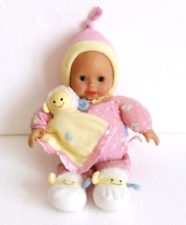 Bambola Lullaby Little Mommy Fisher Price 2005 vintage bambolotto