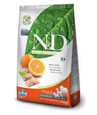 Farmina NeD Grain Free Pesce e Arancia Adult Medium per cani 12 kg