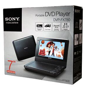 Sony DVP-FX780 Vs. Sony DVP-SR210P