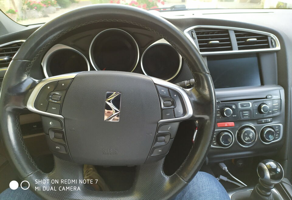 DS4 2.0 HDi 160 Sport Chic 4