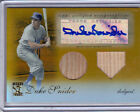 Topps Tribute Los Angeles Dodgers Sports Trading Singles