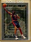 Rookie Grant Hill Single Basketball Trading Cards