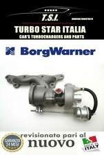 Turbina, turbocompressore smart 800cc 54319700002 DIESEL
