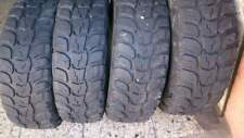 Kit di 4 gomme usate 205/70/15 Kumho
