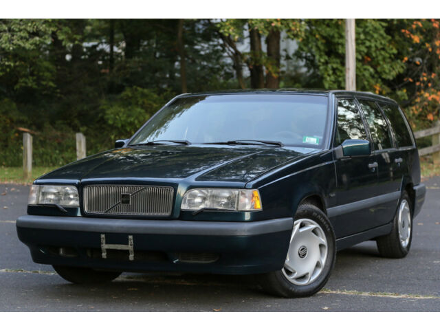1996 volvo 850 wagon super low miles 57k auto l5 clean carfax used volvo 850 for sale in. Black Bedroom Furniture Sets. Home Design Ideas