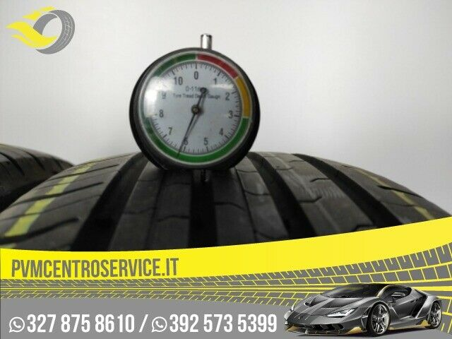 Gomme usate: 195 55 20 continetal est